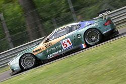 #51 Aston Martin Racing Larbre Aston Martin DBR9: Gregor Fisken, Steve Zacchia, Grégory Franchi