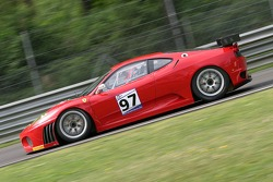 #97 GPC Sport Ferrari 430 GT: Sergio Hernandez, Alessandro Bonetti, Fabrizio Simone