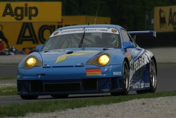 #79 Team Felbermayr Proton Porsche 996 GT3 RSR: Horst Felbermayr Sr., Gerold Ried, Phil Collin