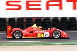 #21 Bruichladdich Radical Radical SR9 - AER: Tim Greaves, Stuart Moseley