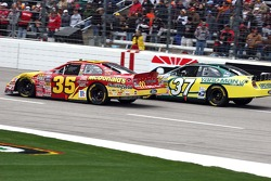 Bobby Hamilton Jr. and Jamie McMurray