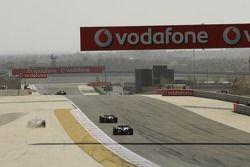 Nico Rosberg, WilliamsF1 Team, FW29, sale de pista