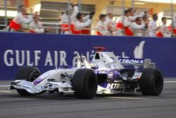 Nick Heidfeld, BMW Sauber F1 Team, F1.07, cuarto lugar