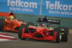 Alan van der Merwe, Driver of A1Team South Africa, Renger van der Zande, Driver of A1Team Netherland