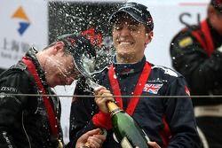 Robbie Kerr, Driver of A1Team Great Britain