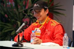 Cong Fu Cheng, Driver of A1Team China