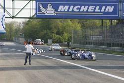 #18 Rollcentre Racing With Deutsche Bank X-Markets Pescarolo - Judd: Joao Barbosa, Phil Keen, Stuart