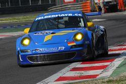 #88 Team Felbermayr Proton Porsche 997 GT3 RSR: Horst Felbermayr Jr., Christian Ried, Thomas Gruber
