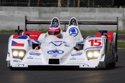 #15 Charouz Racing System Lola B07/17 - Judd: Jan Charouz, Stefan Mucke