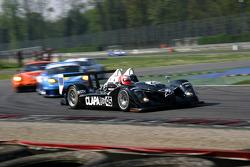 #45 Embassy Racing Radical SR9 - Judd: Warren Hughes, Neil Cunningham