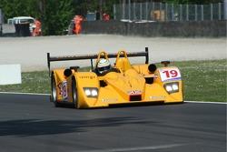 #19 Chamberlain - Synergy Motorsport Lola B06/10 - AER: Gareth Evans, Bob Berridge, Peter Owen
