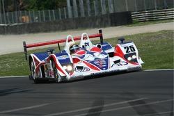 #25 RML MG Lola EX264 - AER: Thomas Erdos, Mike Newton