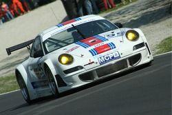 #95 James Watt Automotive Porsche 997 GT3 RSR: Paul Daniels, Dave Cox