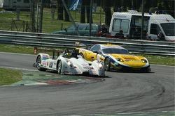#44 Kruse Motorsport Pescarolo - Judd: Tony Burgess, Jean De Pourtales, Norbert Siedler, #73 Luc Alp