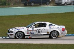 #6 Blackforest Motorsports Mustang GT: Chris Brannon, Stan Wilson