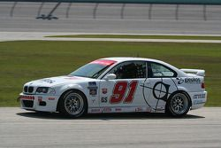 #91 Automatic Racing BMW M3: Tim George Jr., Peter Argetsinger