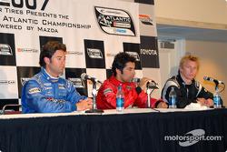 Provisiomal podium: 2nd place Jonathan Bomarito, 1st place Raphael Matos, 3rd place Alan Sciuto