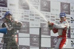 Michael Aleshin, Carlin Motorsport et Marco Bonanomi, RC Motorsport
