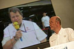 Norbert Haug et Dr. Wolfgang Ullrich
