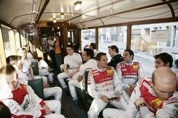 DTM drivers, the class of 2007