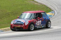 #197 RSR Motorsports Mini Cooper S: Randy Smalley, Ali Basakinci