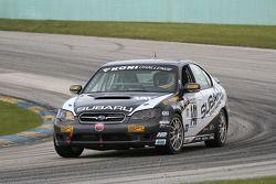 #141 ICY/ Phoenix Racing Subaru Legacy: David Rosenblum, Davy Jones