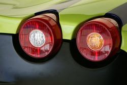 Détail de la Risi Compétition Ferrari