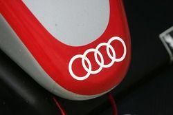 Detail de l'Audi R10 TDI Power Audi Sport North America