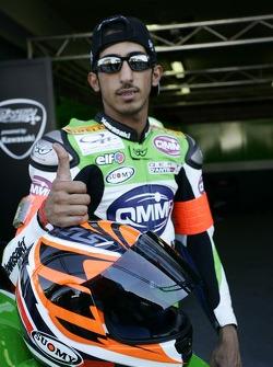 #95 Q.E.R.T. (Qatar Endurance Racing Team) Kawasaki: Jl. Cardoso, I. Silva, A. L. Mishal, A. M. Asan