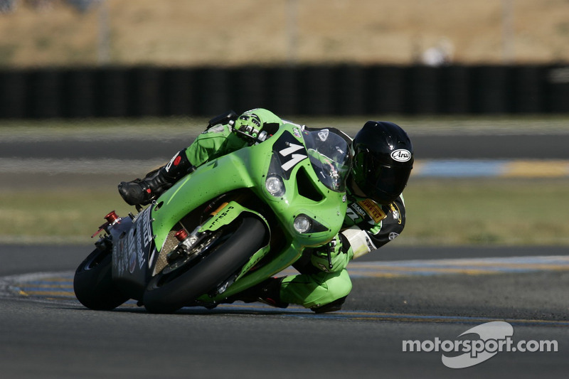 11 Team Kawasaki France Kawasaki St Plater G Giabbani S Smart