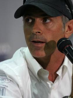 Conférence de presse du jeudi: Rinaldo Capello