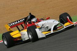 Nico Hulkenberg, pilote de A1 Equipe d'Allemagne