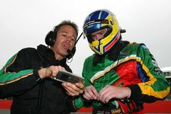 Gavin Cronje, pilote A1 Equipe d'Afrique du Sud