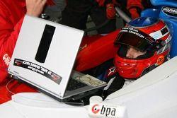 Jan Charouz, pilote A1 Equipe de République Tchéque