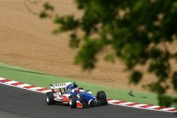 Loic Duval, pilote A1 Equipe de France