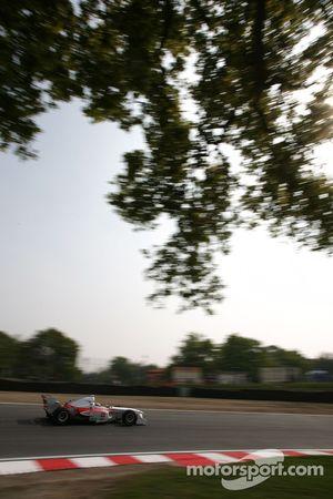 Sébastien Buemi, pilote de A1 Equipe de Suisse