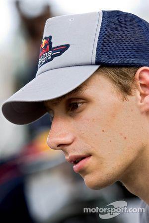 Filipe Albuquerque, Red Bull Racing en Colombie