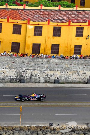 Filipe Albuquerque, Red Bull Racing en Colombie