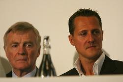 UN Rally for Safer Roads, Michael Schumacher, Scuderia Ferrari, Advisor ve Max Mosley, FIA başkanı