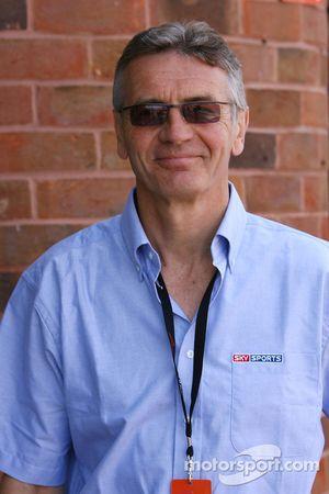 Tony Jardine (GBR), Sky Sports