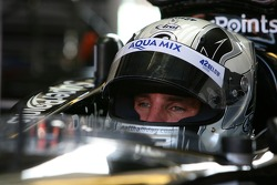Matt Halliday, pilote de A1 Equipe de Nouvelle Zélande