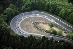 Nick Heidfeld, BMW Sauber F1 Team, drives the Nordschleife Circuit in the BMW Sauber F1