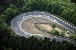 Nick Heidfeld, BMW Sauber F1 Team, drives the Nordschleife Circuit in the BMW Sauber F1