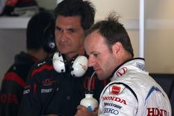 Rubens Barrichello, Honda Racing F1 Team, Jacky Eeckelaert, Honda Racing F1 Team, Chief mühendis