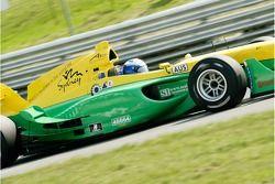 la A1 Equipe d'Australie Lola A1GP de Ian Dyk