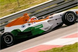 La A1 Team India Lola A1GP de Narain Karthikeyan