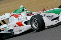 La A1 Equipe du Portugal Lola A1GP de Alvaro Parente