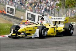 La A1 Equipe de Malaisie Lola A1GP de Alex Yoong