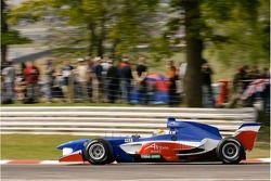 La A1 Equipe de France Lola A1GP de Loic Duval