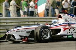 La A1 Equipe de Grande Bretagne Lola A1GP de Robbie Kerr